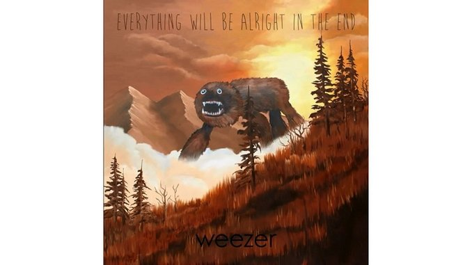Weezer: <i>Everything Will Be Alright in the End</i> Review