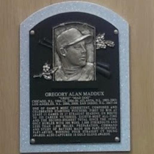 Braves Fan Bids Team Adieu at Baseball Hall of Fame