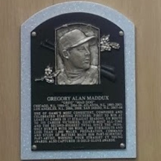 Braves Fan Bids Team Adieu at Baseball Hall of Fame