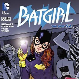 <i>Batgirl</i> #35 Review