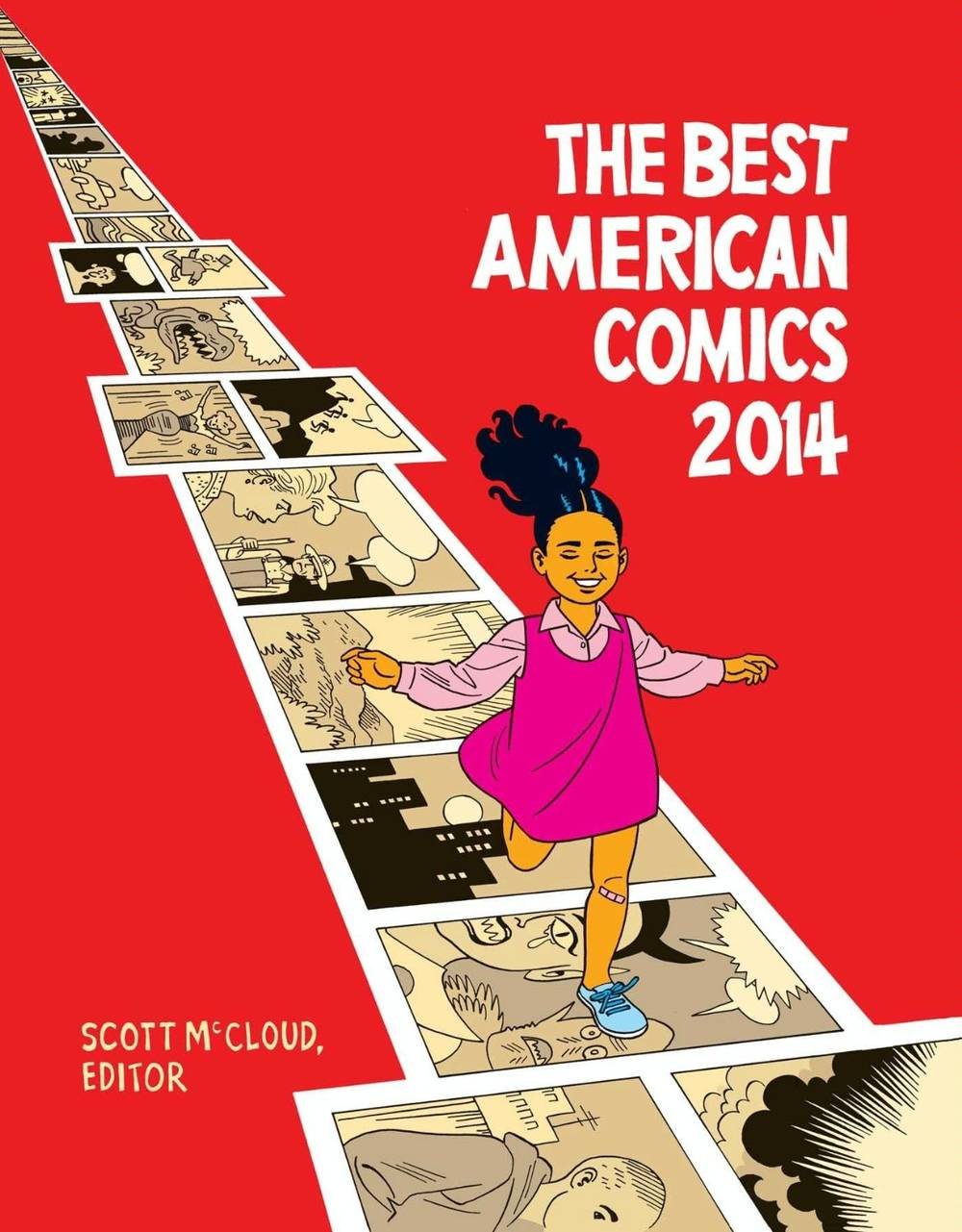 bill kartalopoulos on the evolving legacy of best american comics americancomics jpg
