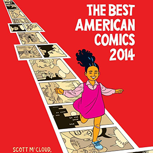 Bill Kartalopoulos on the Evolving Legacy of <i>Best American Comics</i>