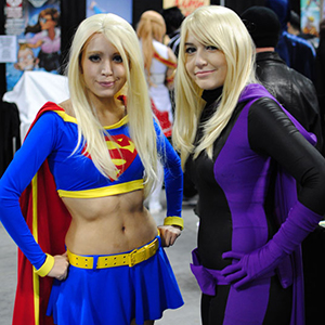 The Best Cosplay of New York Comic Con 2014, Part 1