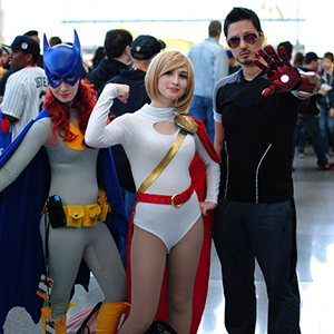 The Best Cosplay of New York Comic Con 2014, Part 2