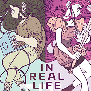 Cory Doctorow & Jen Wang Dissect Gender, Economics & Gaming <i>In Real Life</i>