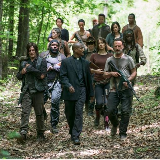"<i>The Walking Dead</i> Review: ""Strangers"""