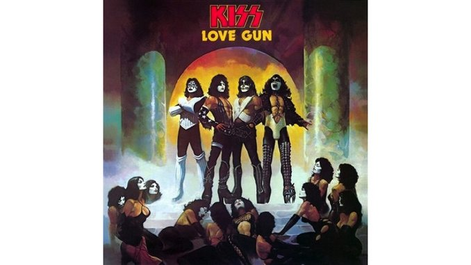 KISS: <i>Love Gun</i> Deluxe Edition Review
