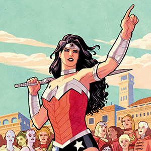 Why Brian Azzarello Just Wrote the Definitive <i>Wonder Woman</i> Run