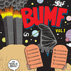 <i>Bumf Vol. 1: I Buggered the Kaiser</i> by Joe Sacco Review