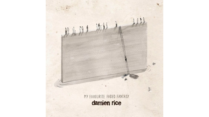 Damien Rice: <i>My Favourite Faded Fantasy</i> Review