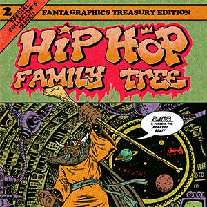 Guest List: Ed Piskor on the Music Behind <i>Hip Hop Family Tree Vol. 2: 1981 - 1983</i>