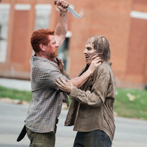 "<i>The Walking Dead</i> Review: ""Self Help"""