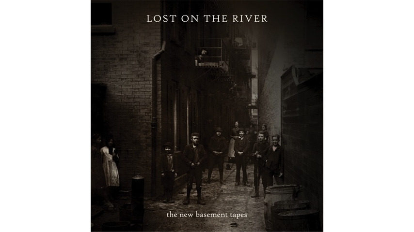 Various Artists: <i>Lost on the River: The New Basement Tapes</i> Review