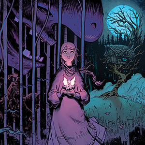 Archaia Summons a New Type of Witch in <i>Jim Henson's The Storyteller</i>