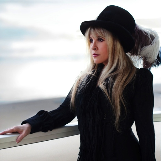 Stevie Nicks Stays Gold