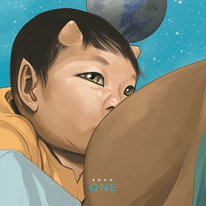 Win a Free Copy of <i>Saga: Book One</i>