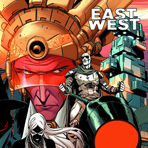 <i>East of West</i> Welcomes The Apocalypse: Year Two with 7 Interlinking Covers