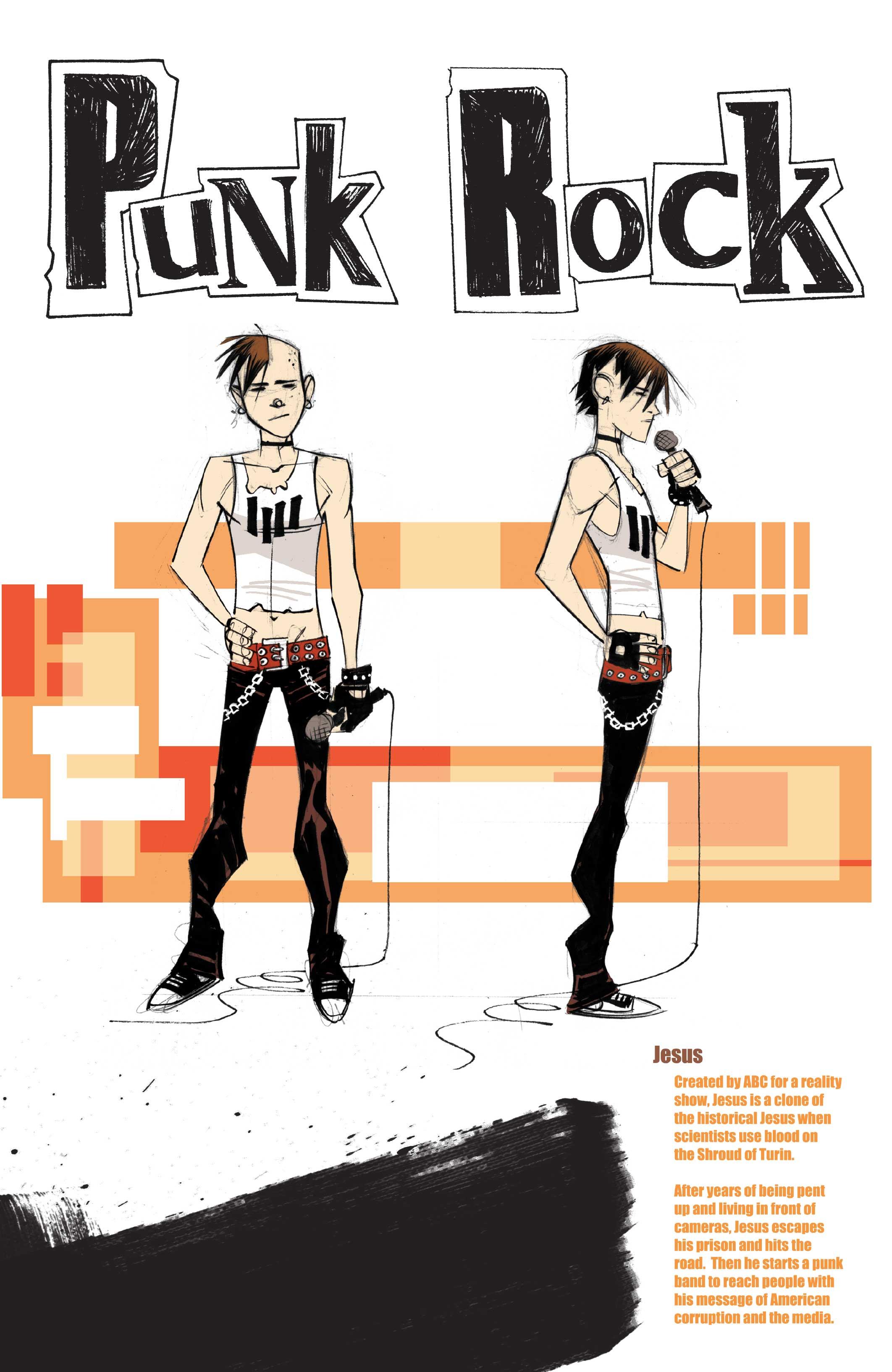 Punk rock Nude Photos 66