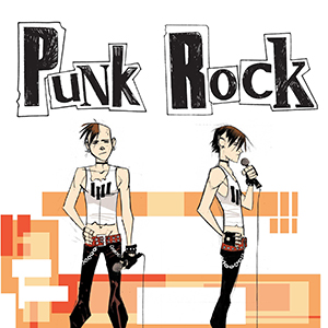 Chris Is Kind of Adorable in These <i>Punk Rock Jesus</i> Bonus Pages