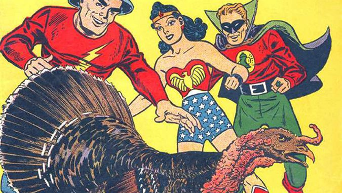 <i>The Sandman</i>, <i>Prophet</i>, <i>Black Science</i> and Other Comics Paste Gives Thanks For