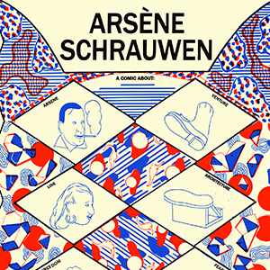 Olivier Schrauwen on his grandfather, Werner Herzog, and Creating One of the Best Graphic Novels of the Year