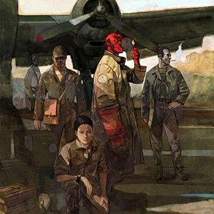 <i>Hellboy and The B.P.R.D.</i> by Mike Mignola, John Arcudi & Alex Maleev Review