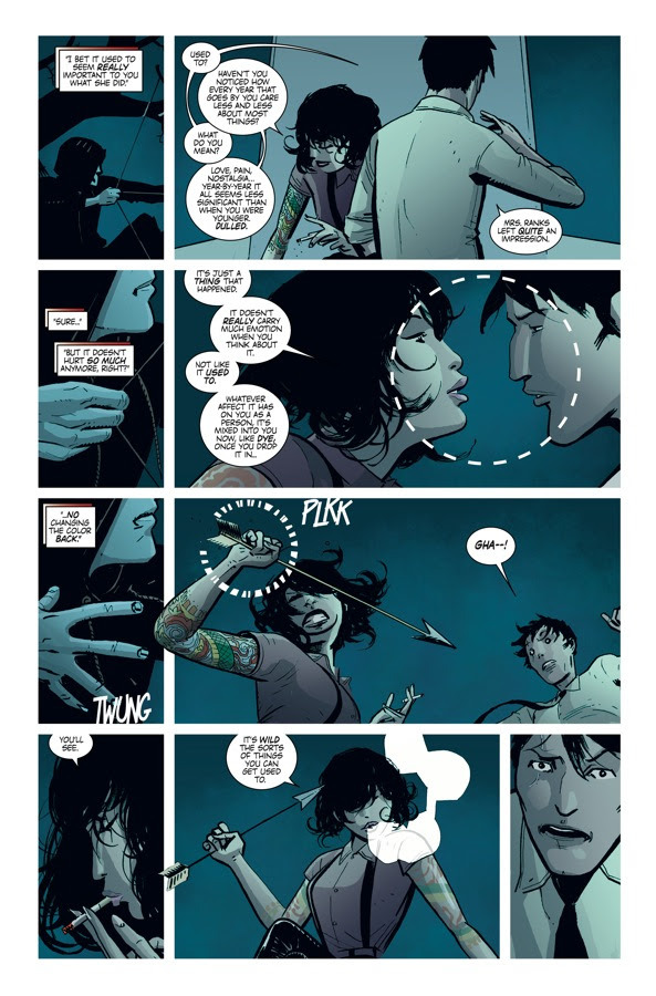 The 25 Best Comics Of 2014 Comics Lists Page 1