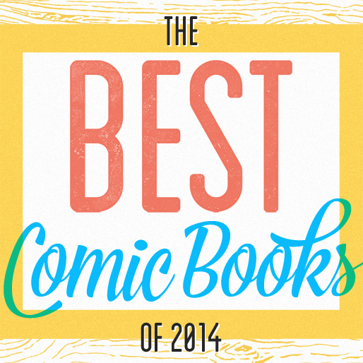 The 25 Best Comics of 2014