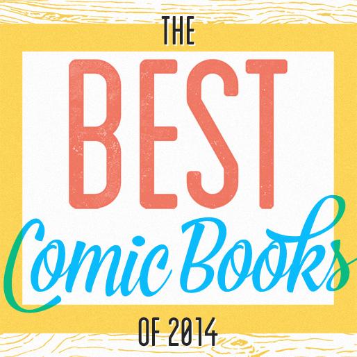 The 25 Best Comics of 2014