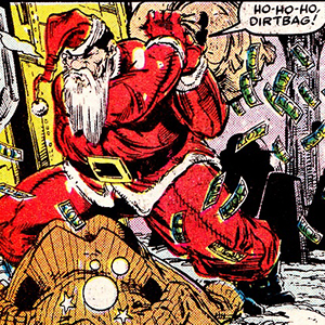 7 of the Best Santa Claus Comic Book Cameos