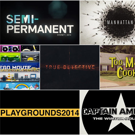 <i>Art Of The Title</i>'s Best Title Sequences of 2014