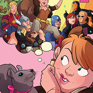 <i>The Unbeatable Squirrel Girl</i> #1 by Ryan North and Erica Henderson Review