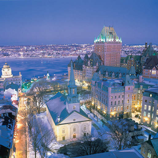 Weekend Layover: Québec City