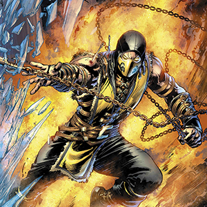 <i>Mortal Kombat X</i> #1 by Shawn Kittelsen and Dexter Soy Review