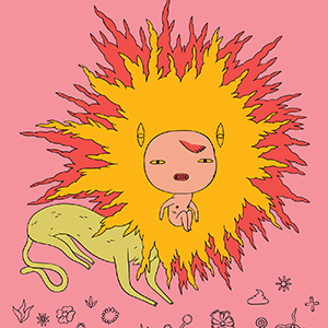 Michael DeForge on Structureless Stories, Insomnia and Christmas