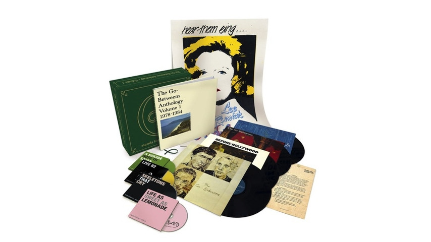 The Go-Betweens: <i>G Stands For Go-Betweens Volume One 1978-1984</i> Review