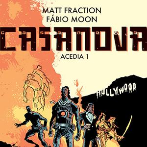 <i>Casanova: Acedia #1</i> by Matt Fraction & Fábio Moon Review