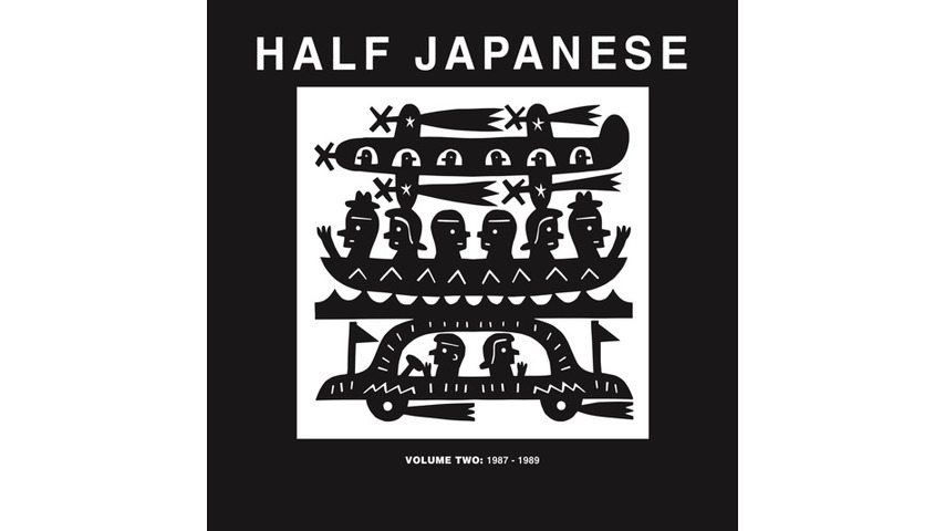 Half Japanese: <i>Volume Two: 1987-1989</i> Review