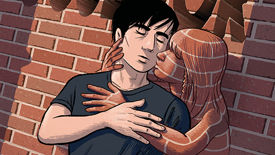 """I went through a lot of tissues on this."" Scott McCloud on his 500-Page Masterwork, <i>The Sculptor</i>"