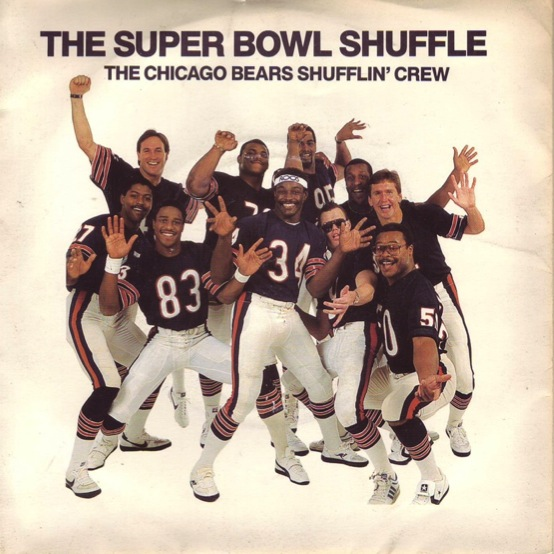 The Super Bowl Shuffle: A GIF-Heavy Ranking of Every Verse