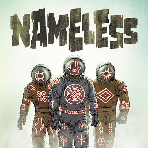 State of the Art: Chris Burnham Creates Gnawing Dread Through Perspective and Paneling in <i>Nameless</i>