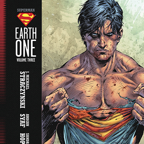 """""""Blessed & Cursed"""": J. Michael Straczynski Explores Clark Kent's Growing Pains in <i>Superman: Earth One</i>"""