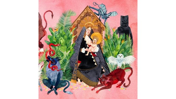 Father John Misty: <i>I Love You, Honeybear</i> Review