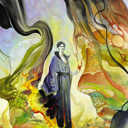 Exclusive Preview: <i>The Sandman: Overture, Special Edition</i> #4