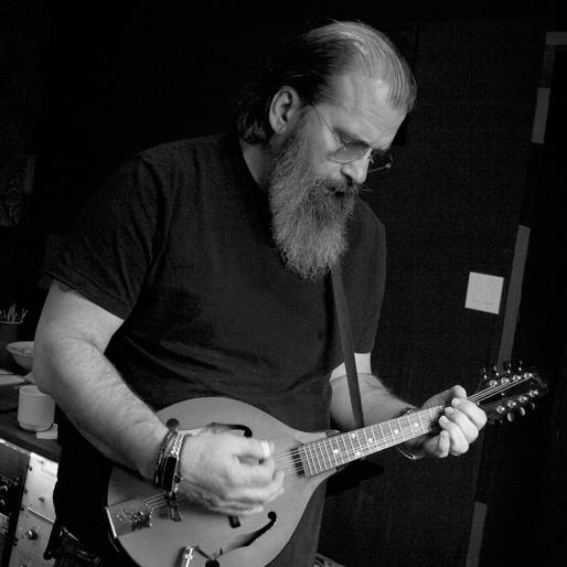 Steve Earle: Redemptive Blues