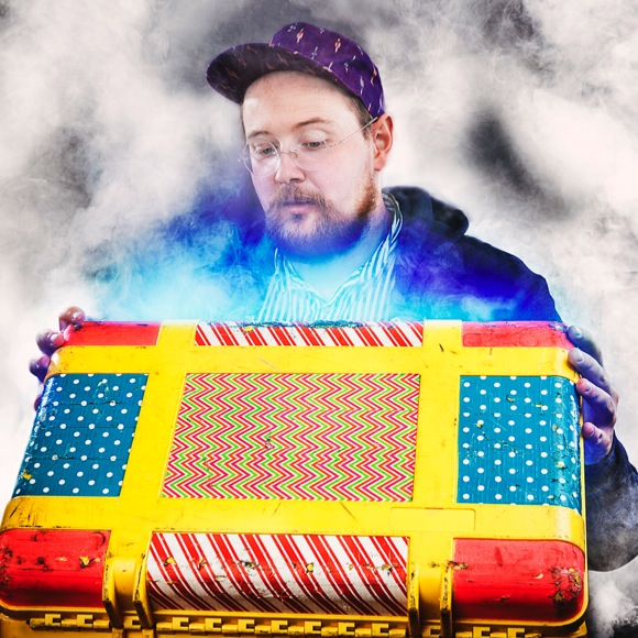 Dan Deacon: Learning to Relax