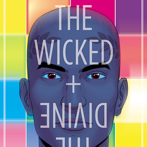 Guest List: Kieron Gillen on the Music Behind <i>The Wicked + The Divine</i> (and a Whole Lot More)