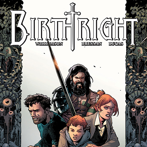 After the Adventure Ends: Joshua Williamson Subverts Classic Fantasy Tropes in <i>Birthright</i>
