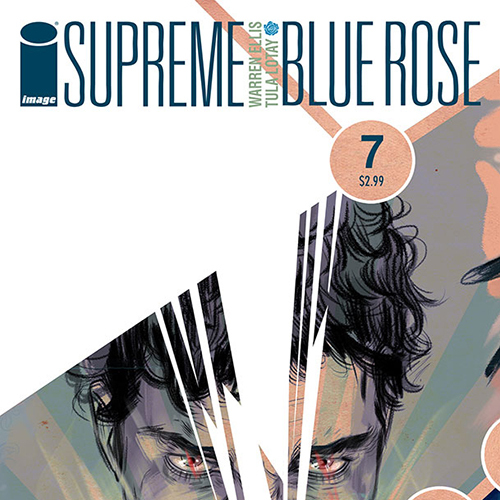 State of the Art: Tula Lotay on Communicating Emotion and Confusion in <i>Supreme: Blue Rose</i>