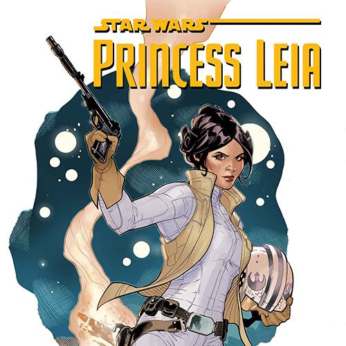 <i>Star Wars: Princess Leia</i> #1 by Mark Waid & Terry Dodson Review